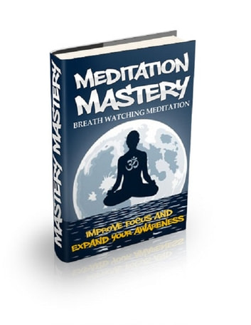Breath Watching Meditation ebook by Anonymous