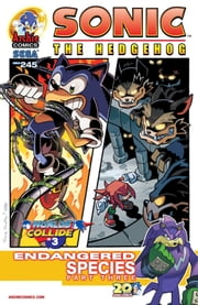 Sonic the Hedgehog #245 ebook by Ian Flynn,Steven Butler,Terry Austin,Tracy Yardley!