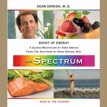 Boost of Energy - A Guided Meditation from THE SPECTRUM audiobook by Dean Ornish, M.D.,Anne Ornish