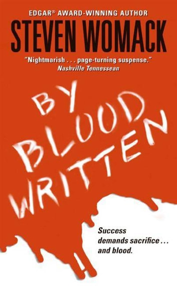 By Blood Written ebook by Steven Womack