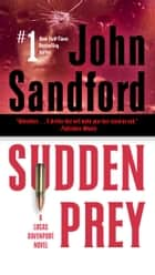 Sudden Prey ekitaplar by John Sandford