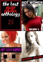 The Best Nude Photos Anthology 25 - 3 books in one ebook by Melody Barker,Michelle Moseley,Dianne Rathburn