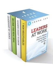 Leaders At Work Digital Book Set ebook by Gary Burnison,Eric Papp,David K. Williams,Connie Dieken,Phillip Van Hooser