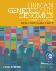 Human Genetics and Genomics ebook by Bruce R. Korf,Mira B. Irons