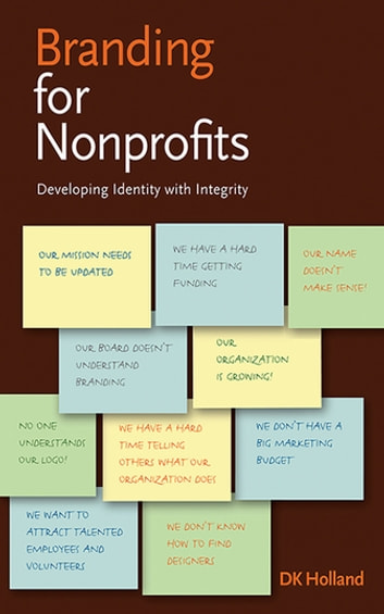 Branding for Nonprofits ebook by DK Holland