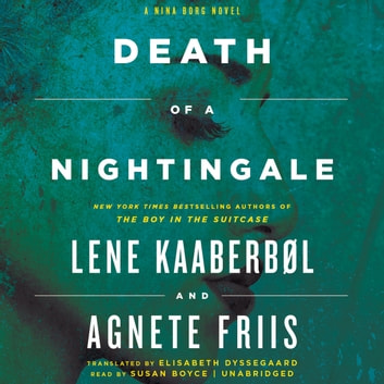 Death of a Nightingale audiobook by Agnete Friis,Lene Kaaberbøl