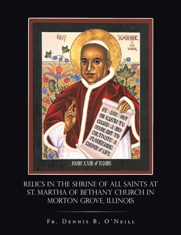 Relics in the Shrine of All Saints at St. Martha of Bethany Church in Morton Grove, Illinois ebook by Fr. Dennis B. O'Neill