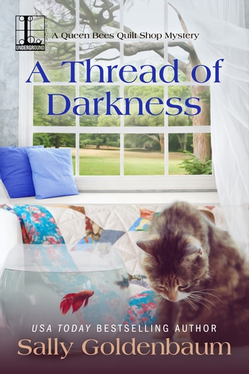 A Thread of Darkness ebook by Sally Goldenbaum