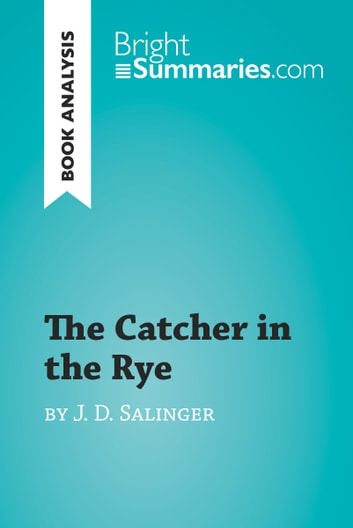 an analysis if the innocence in the catcher in the rye by j d salinger Explanation/analysis of chapters 5-7 of the novel the catcher in the rye by jd salinger and he links this innocence to the memories he has of jane.