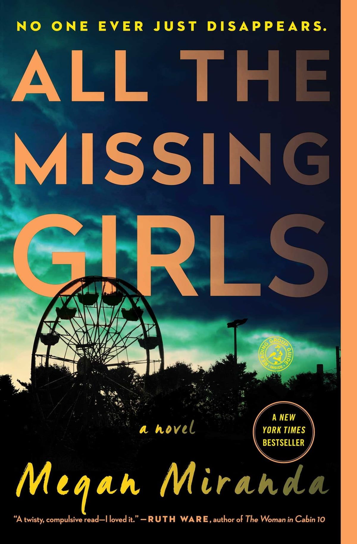 The perfect girl ebook by gilly macmillan 9780062476753 all the missing girls a novel ebook by megan miranda fandeluxe Images