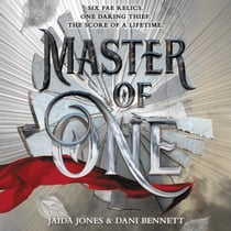 Master of One オーディオブック by Jaida Jones, Dani Bennett, Lisa Cordileone