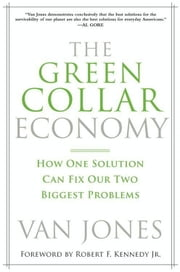 The Green Collar Economy ebook by Van Jones