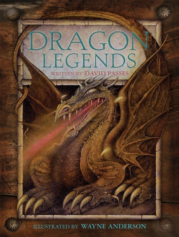 Dragon Legends ebook by David Passes