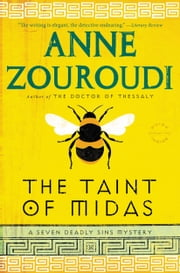 The Taint of Midas - A Novel ebook by Anne Zouroudi