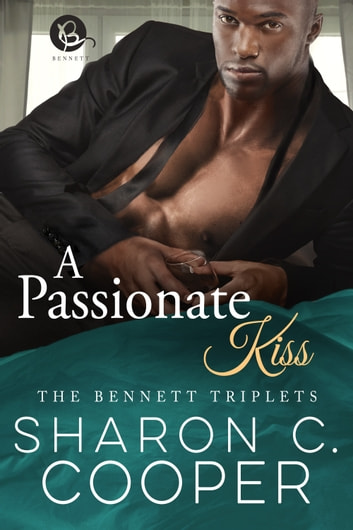 A Passionate Kiss ebook by Sharon C. Cooper