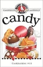 Candy Cookbook ebook by