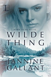 Wilde Thing ebook by Jannine Gallant