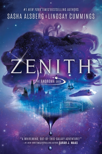 Zenith ebook by Sasha Alsberg,Lindsay Cummings