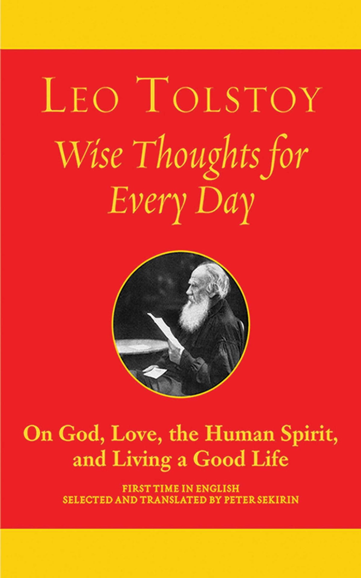 Wise Thoughts for Every Day ebook by Leo Tolstoy - Rakuten Kobo