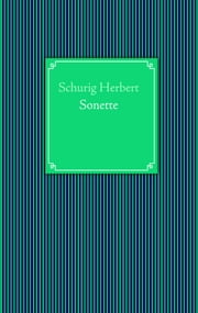 Sonette ebook by Herbert Schurig