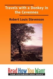 Travels With A Donkey In The Cevennes ebook by Stevenson Robert Louis