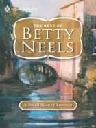 A Small Slice of Summer ebook by Betty Neels