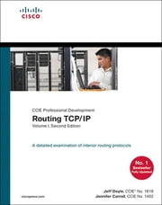 Routing TCP/IP, Volume I ebook by Jeff Doyle,Jennifer Carroll