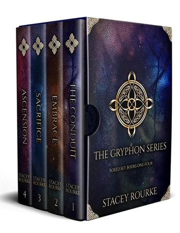 The Gryphon Series Boxed Set - The Gryphon Series Boxed Set ebook by Stacey Rourke