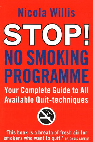 Stop! No Smoking Programme eBook by Nicola Willis