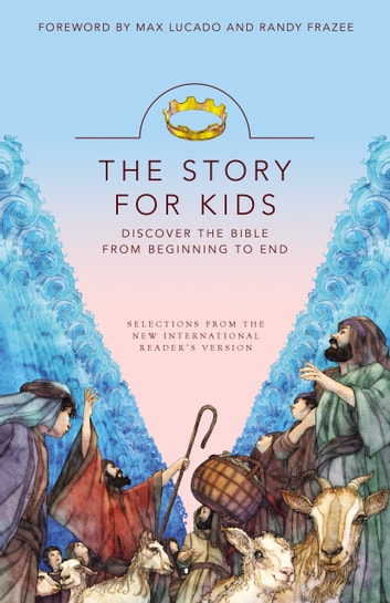 NIrV, The Story for Kids, eBook ebook by Zondervan