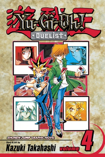 Yu-Gi-Oh!: Duelist, Vol. 4 - Dungeon of Doom ebook by Kazuki Takahashi