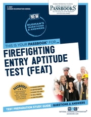 Firefighter Entry Aptitude Test - Passbooks Study Guide ebook by National Learning Corporation