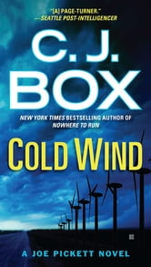 Cold Wind ebook by C. J. Box