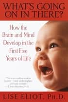 What's Going on in There? - How the Brain and Mind Develop in the First Five Years of Life ebook by Lise Eliot
