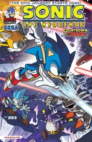 Sonic the Hedgehog #253 ebook by Ian Flynn, Ben Bates, John Workman, Tracy Yardley!, Lamar Wells, Terry Austin, Matt Herms