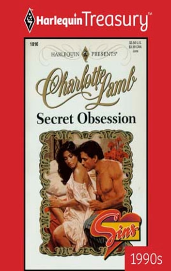 Secret Obsession ebook by Charlotte Lamb