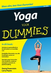 Yoga voor dummies ebook by Georg Feuerstein