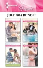 Harlequin Romance July 2014 Bundle - Her Irresistible Protector\The Maverick Millionaire\The Return of the Rebel\The Tycoon and the Wedding Planner ebook by Michelle Douglas, Alison Roberts, Jennifer Faye,...