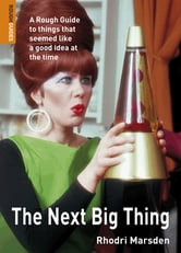The Next Big Thing - A Rough Guide to things that seemed like a good idea at the time ebook by Rhodri Marsden