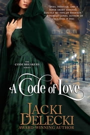 A Code of Love ebook by Jacki Delecki