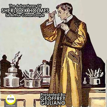 The Adventures of Sherlock Holmes audiobook by Sir Arthur Conan Doyle
