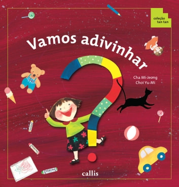 Vamos adivinhar ebook by Cha Mi-Jeong