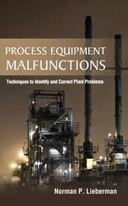 Process Equipment Malfunctions: Techniques to Identify and Correct Plant Problems ebook by Norman Lieberman