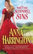 When the Scoundrel Sins ebooks by Anna Harrington