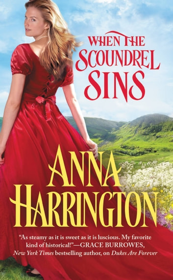 When the Scoundrel Sins ebook by Anna Harrington