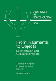 From Fragments to Objects - Segmentation and Grouping in Vision ebook by Thomas F. Shipley,Philip J. Kellman