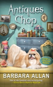 Antiques Chop ebook by Barbara Allan