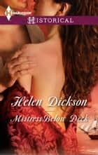 Mistress Below Deck ebook by Helen Dickson