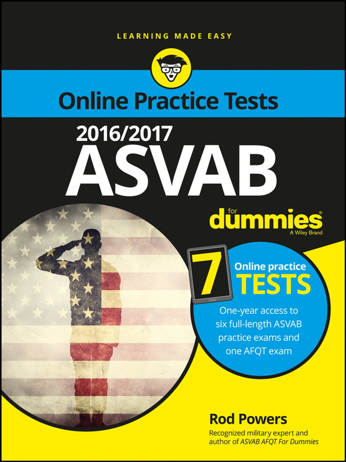 2016 / 2017 ASVAB For Dummies with Online Practice eBook by Rod Powers -  9781119239260 | Rakuten Kobo