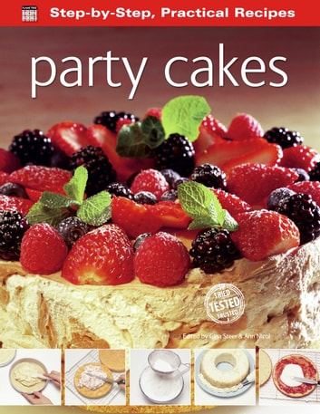 Party Cakes ebook by Gina Steer